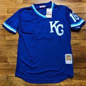 NWT Bo Jackson Kansas City Royals MLB Jersey NEW